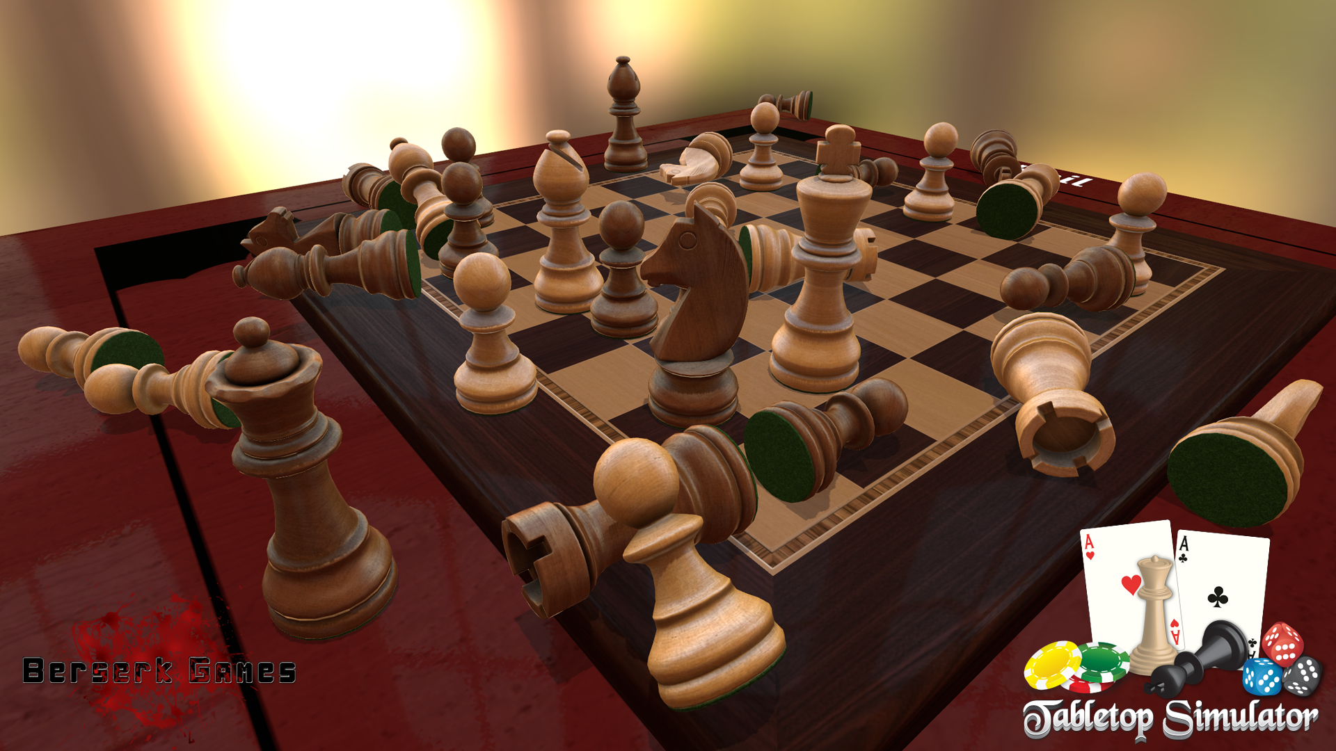 Chess-Wood