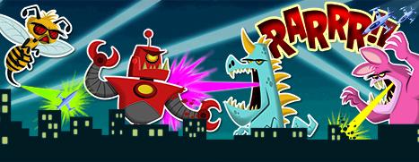RARRR!! Logo