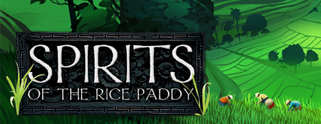 Spirits of the Rice Paddy Logo