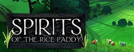 Spirits of the Rice Paddy Logo