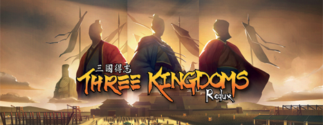 Three Kingdoms Redux Logo